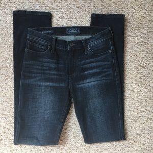EUC Lucky Brand jeans Brooke Straight